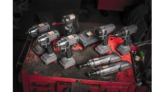 Ingersoll Rand debuts IQ V12 Series compact cordless tool line at SEMA
