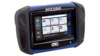 OTC debuts next generation scan tool, Encore, at AAPEX