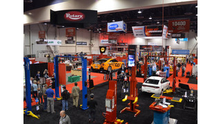 Rotary Lift to showcase top selling lifts at SEMA Show