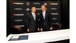 Hankook Tire selects the state of Tennessee for its first U.S. plant