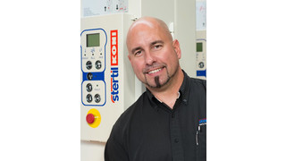 Stertil-Koni names Keith Bunn western sales manager