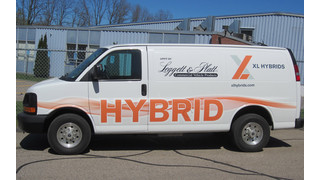 XL Hybrids unveils XL3 hybrid electric powertrain