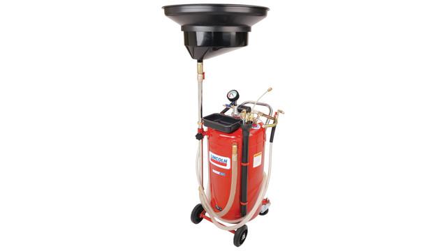 Used Fluid Combo Drain/Evacuator No. 3639