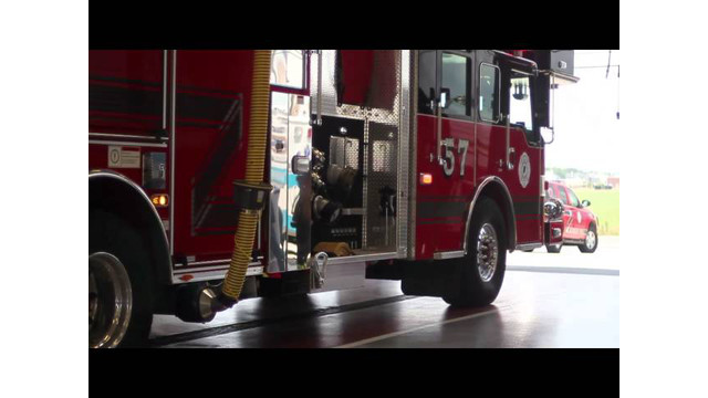 Video: Plymovent exhaust removal solutions in a fire station