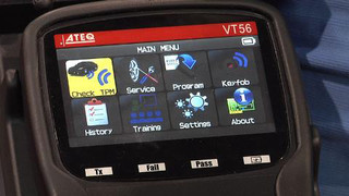 SEMA 2013: Wrenchin Roger demos the ATEQ VT56 TPMS Tool