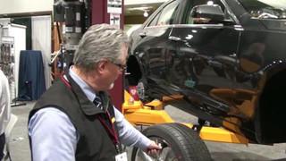 SEMA 2013: Hoist Hanger wheel lifting accessory product video