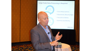 AAPEX speaker explains how 'analytics' benefits aftermarket