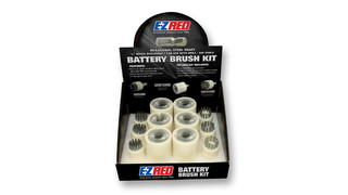 In Focus: E-Z Red PP12PK Battery/Utility Brush Kit