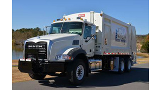 Mack Trucks introduces lightweight Granite MHD Rear Loader
