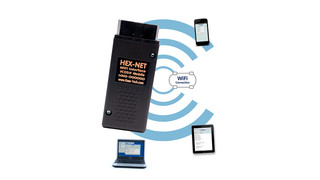 HEX-NET VCDS wireless interface