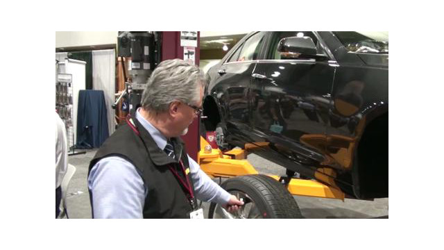 SEMA 2013: Hoist Hanger wheel lifting accessory product video