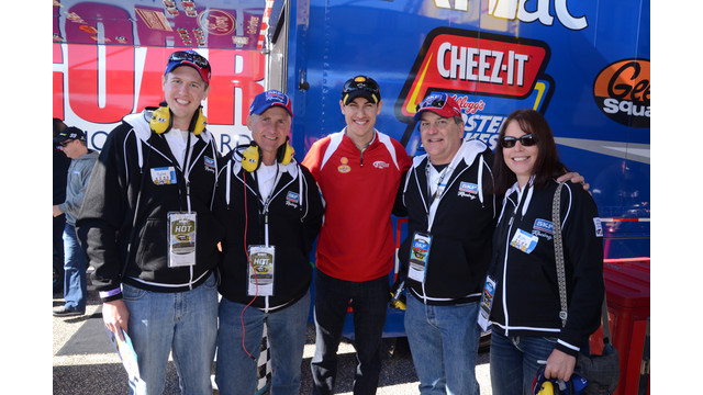 Montana shop manager and Carquest rep win NASCAR experience in SKF promotion