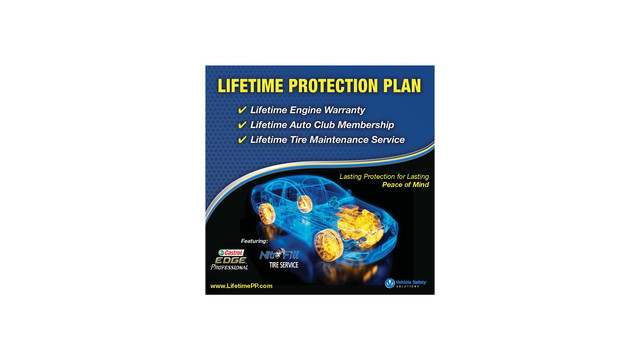 Lifetime Protection Plan program