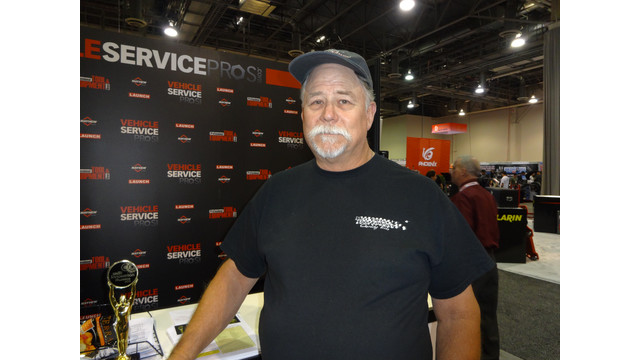 Independent dealer finds new tools, deals at AAPEX and SEMA