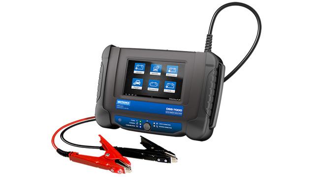 Midtronics introduces DSS-7000 Battery Diagnostic Service System