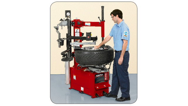 TCX Series of Tire Changers