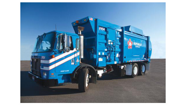 Republic Services adds CNG-powered vehicles