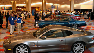 New AAPEX display features seven distinguished vehicles