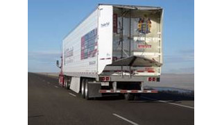 Large refrigerated trucking company adds ATDynamics TrailerTail to improve fuel efficiency