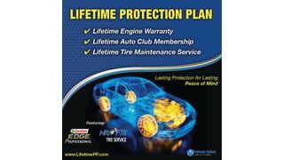 Lifetime Protection Plan program