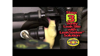 ATS Bullseye leak detector product video