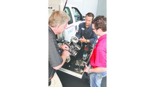 SKF training trucks visit over 100,000 technicians across North America
