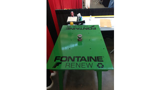 Fontaine Fifth Wheel and Fontaine Renew donate TMCSuperTech test stands to Lincoln Technical Institute