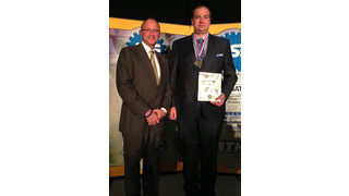 Cengage Learning names master technician of the year