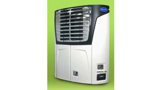 Carrier Transicold introduces hybrid Vector 8600MT Multi-Temperature System with new smart remote evaporators