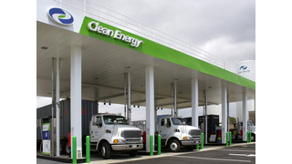 Clean Energy customers ordering more natural gas vehicles