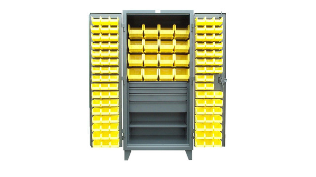 Four-Drawer Cabinet No. 36-BBS-241-4DB