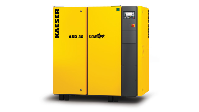 Rotary Screw Compressors ASD 30