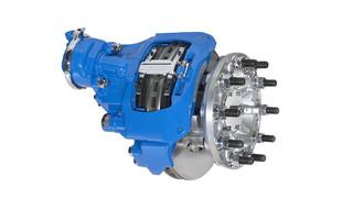 Kenworth makes Bendix front air disc brakes standard on class 8 trucks