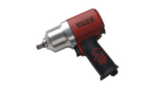 Tool review: Matco Tools 1/2 Impact Wrench