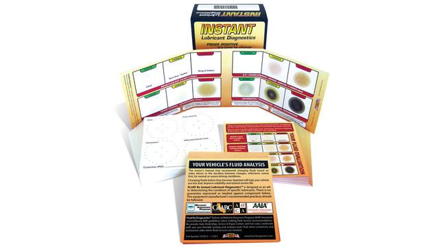 Instant Lubricant Diagnostics Kit No. 75228-2