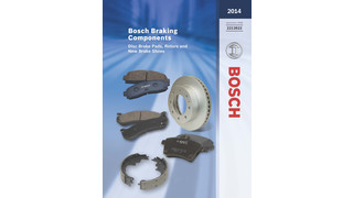2014 Brake Components Print Catalog, No. 2213922