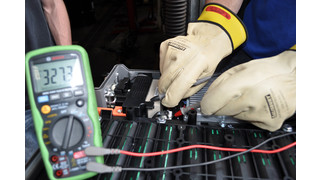 Tech Tip: Do you regularly inspect high-voltage gloves for use with hybrid vehicles?