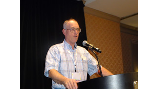 MACS keynote: Innovation, cooperation helped dad succeed