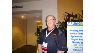 MACS: Radiator /AC specialist finds session on hybrid/electric vehicle AC instructive