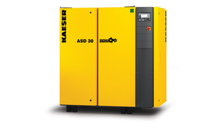 ASD Series Rotary Screw Compressors