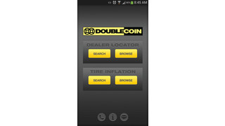 Double Coin Tires mobile application