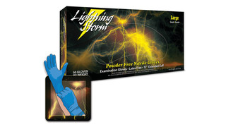 Lightning Storm Gloves