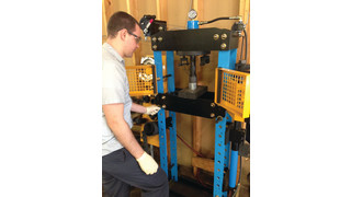 Tool review: Pacific Automotive Industries' Workshop Pro 2000 Multi-Function Press