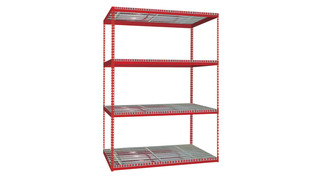 ShurRack Shelving Systems