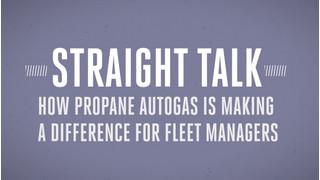Online video series documents fleet success with propane autogas
