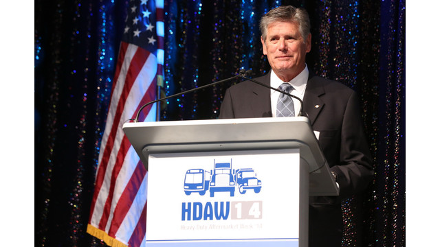 Phillips Industries chairman and CEO HDAW 2014 Hall of Fame recipient