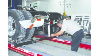 22000 Portable Rear Axle Aligner