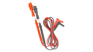 Test Leads with Screw-off Aligator Clips, No. 629