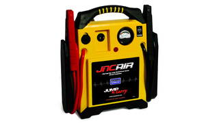 JNCAIR Jump-N-Carry 1,700 Peak Amp Jump Starter with Air Compressor