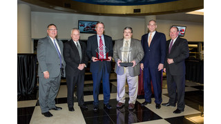 Hunter Peterbilt awarded TRP Dealer of the Year